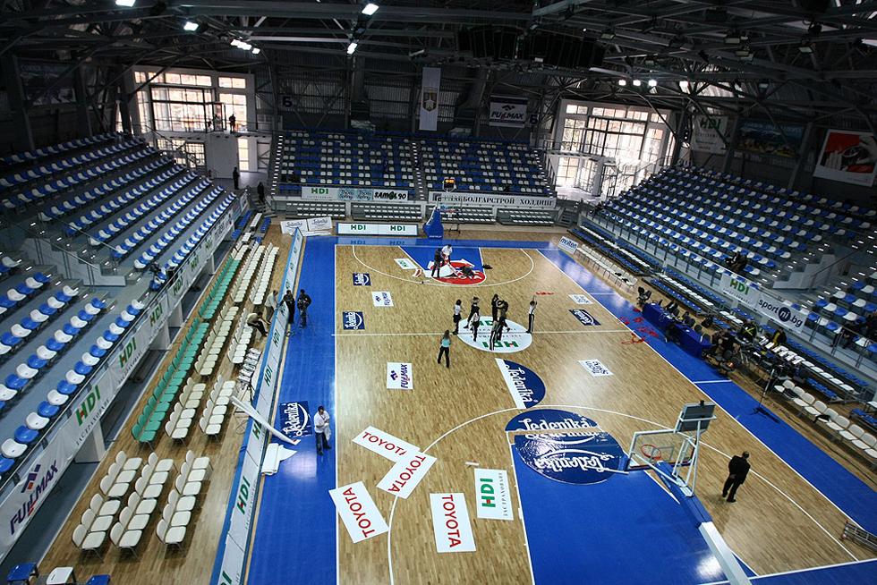 Arena Samokov3