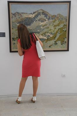 В Градската художествена галерия (3)